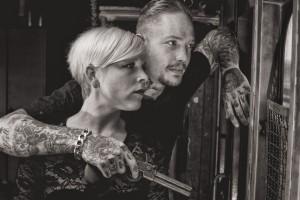 Armin und Thea - Privates Fotoshooting